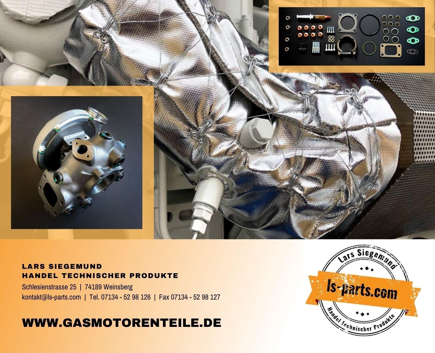 Aktion Turbolader Kits passend für MAN E28XX-Serie